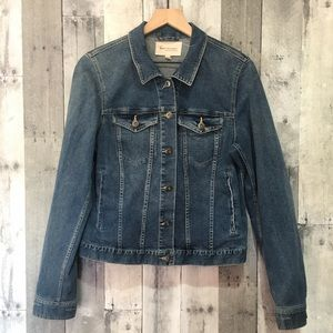 Two by Vince Camuto Medium Jean Jacket